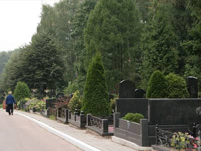 Химкинское кладбище